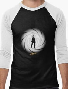 spectre james bond 007 spiral paterns T-Shirt