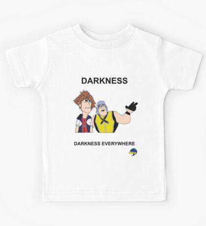 DARKNESS! Everywhere Kids Tee