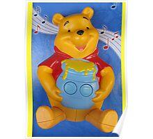 Whoooo Bear? Poster