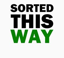 Sorted This Way Unisex T-Shirt