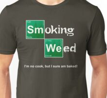 Smoking Weed Unisex T-Shirt