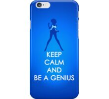 Keep Calm - Sailor Mercury Iphone Case iPhone Case/Skin