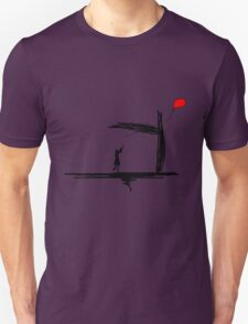 The Balloon Has Escaped Unisex T-Shirt