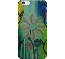 Green Vines iPhone Case/Skin