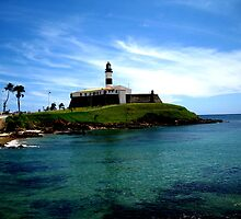 Barra Lighthouse  by dher5