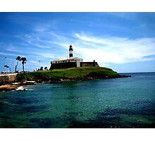 Barra Lighthouse  Photographic Print