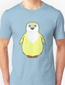 Light Yellow Baby Penguin Unisex T-Shirt