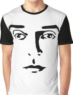 Silent Stars - Buster Keaton Graphic T-Shirt