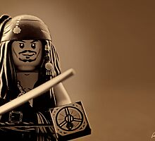 I am Captain Jack Sparrow by plopezjr