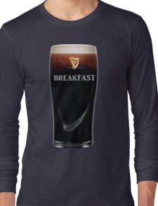 Irish Breakfast... Long Sleeve T-Shirt