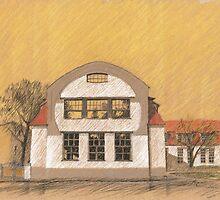 Van de Velde in Weimar by HannaAschenbach