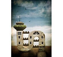 Seaside Living Photographic Print
