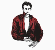 James Dean by Shai Strahan