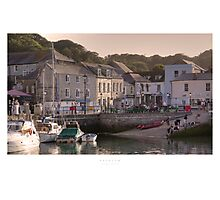 Padstow Photographic Print