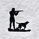Hunter & Retriever iPhone Case by Country  Pursuits