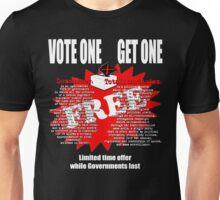 Democracy Unisex T-Shirt