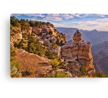 Early Morning Grand  Canvas Print