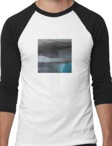 The Greyscale Collection no.5 Men's Baseball ¾ T-Shirt