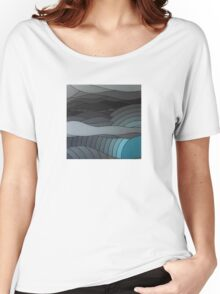 The Greyscale Collection no.5 Women's Relaxed Fit T-Shirt