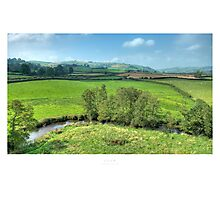 Clun Photographic Print