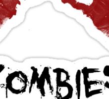 Zombie Boyfriend Sticker