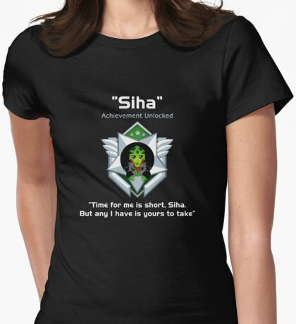 ME2 - Siha Womens Fitted T-Shirt