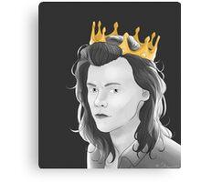 Prince Harry Canvas Print