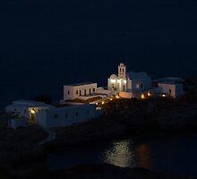 chrysopigi-sifnos GREECE by MOHVERIA