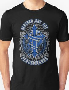 Thin Blue Line Peacemakers T-Shirt