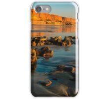 California Beach Sunset iPhone Case/Skin