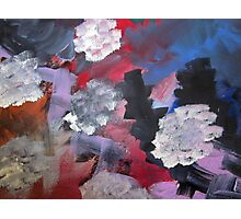 Abstract Painting 007 Photographic Print