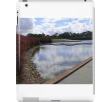 Ian Potter Lake, Cranbourne iPad Case/Skin