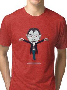 Kid Vampire Tri-blend T-Shirt