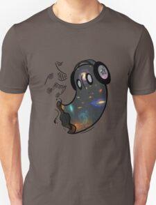 Music Lover: Napstablook (Black) T-Shirt
