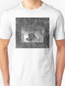 Rocks in the waterfall T-Shirt