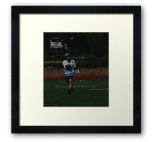 051612 203 0 van gogh boys lacrosse cloth 9 Framed Print