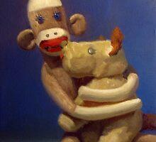 Monkey's Best Friend by Jason Daniel Jackson