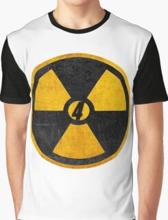 Four the Fallout Graphic T-Shirt