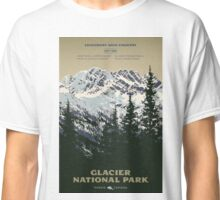 Glacier National Park Classic T-Shirt