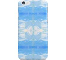 A Puff of Wind by Stephanie Burns iPhone Case/Skin