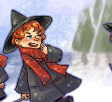 Harry Potter Trio Sticker