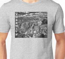Grand Canyon of the Tuolumne - Yosemite Unisex T-Shirt
