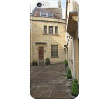 House in Bath Somerset iPhone Case/Skin