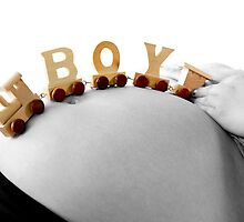 My little boy is coming. by EdwinaECC