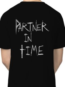Partner in Time DARK Classic T-Shirt