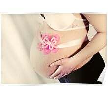 Pregnancy. Poster