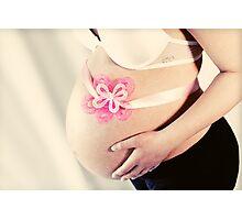 Pregnancy. Photographic Print