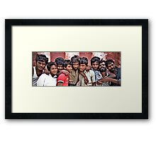 Strong Bonds Framed Print