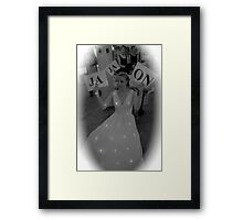 When I find myself in times of trouble Mother Mary comes to me Speaking words of wisdom, let it be. Views: 59 Thx! Framed Print
