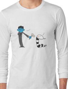 Snake Charmer Long Sleeve T-Shirt